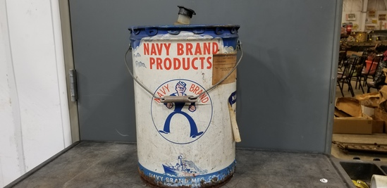 NAVY BRAND PRODUCTS MIST SPRAY 6GAL CAN