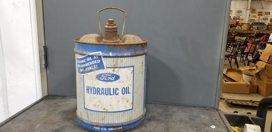 FORD 5GAL HYDRAULIC OIL CAN