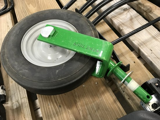 TAIL WHEEL / DOLLY WHEEL ASSEMBLY