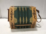 VINTAGE WOODEN ACCORDION - MADE IN GERMANY