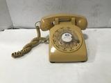 ITT ROTARY DESK TELEPHONE
