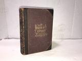 1880 ILLUSTRATED MUSEUM OF ANTIQUITY BOOK