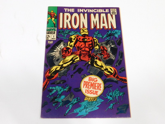 COIN & COMIC BOOK AUCTION