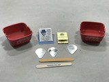 ASSORTED HENDERSON FORD SALES ADVERTISING ITEMS