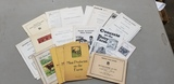 ASSORTED  VINTAGE FARM & LIVESTOCK BOOKS