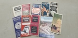 ASSORTED RAILROAD MAPS & BOOKLETS