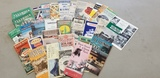 ASSORTED MAPS AND TRAVEL BROCHURES