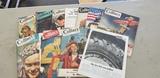 (11) 1940'S COLLIER'S MAGAZINES