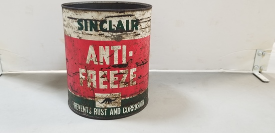 SINCLAIR ANTI FREEZE CAN