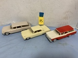 (3) ASSORTED COLLECTABLE PROMO / MODEL CARS