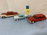 (3) ASSORTED COLLECTABLE FORD PROMO / MODEL CARS