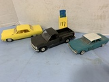 (3) CHEVROLET COLLECTABLE / PROMO CARS