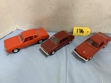 ASSORTED PROMO MODEL CARS