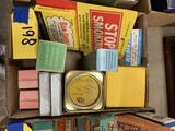NOS DRUG STORE BOXES