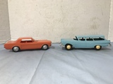 (2) FORD PROMO CARS