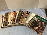 (22) NATIONAL LAMPOON BACK ISSUE MAGAZINES