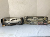 MAISTO & MOTOR MAX 1:18 SCALE DIE CAST CARS