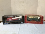 MIRA & WELLY 1:18 SCALE DIE CAST CARS