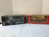MIRA & ROAD SIGNATURE 1:18 SCAL DIE CAST CARS