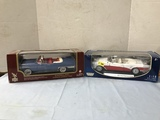 MOTOR MAX & ROAD LEGENDS 1:18 SCALE DIE CAST CARS