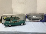 ERTL & ANSON 1:18 SCALE DIE CAST CARS