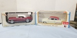 SUN STAR & SIGNATURE MODELS 1:18 SCALE DIE CAST CARS