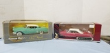 ROAD SIGNATURE & AMERICAN MUSCLE 1:18 SCALE DIE CAST CARS