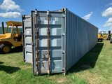 40FT STEEL SHIPPING CONTAINER