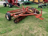 CASE 10FT PULL TYPE DISK
