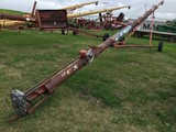 MAYRATH 8X60 AUGER W/ ELECTRIC MOTOR DRIVE - NO MOTOR