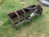 ARMSTRONG 5FT 3PT BOX BLADE W/ SCARIFIER