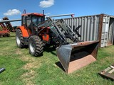 1994 AGCO ALLIS 7600A MFWD W/ QUICKIE 670 LOADER