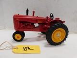 1987 FARM TOY SHOW 33 MASSEY HARRIS DIE CAST TRACTOR