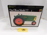 PRECISION SERIES OLIVER MODEL 77 DIE CAST TRACTOR