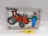 1995 NATIONAL FARM TOY ALLIS CHALMERS 220 DIE CAST TRACTOR