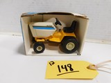 SCALE MODELS CUB CADET LAWN AND GARDEN TRACTOR