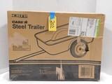 ERTL CASE IH STEEL TRAILER