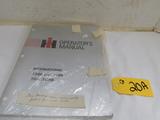 INTERNATIONAL 7288 / 7488 TRACTOR OPERATORS MANUAL