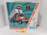 ERTL INTERNATIONAL PAYSTAR 5000 DUMP TRUCK MODEL KIT