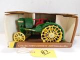 JOHN DEERE COLLECTORS EDITION 1915 WATERLOO BOY TRACTOR