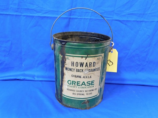 10 LB HOWARD GREASE CAN