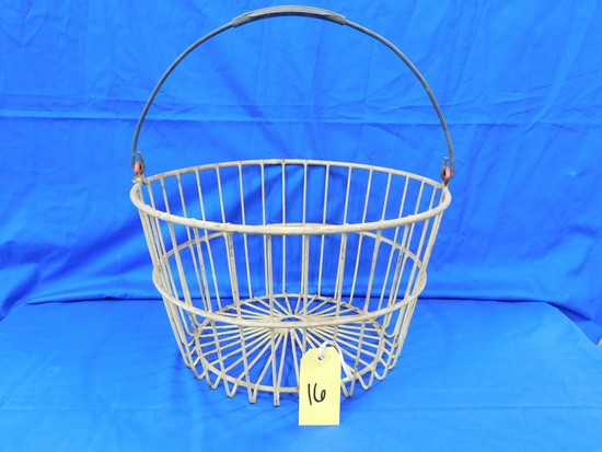 RUBBERIZED EGG BASKET