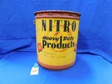 5 GALLON NITRO GREASE CAN