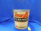 25 LB TRI'S GRADE A MILK REPLACER BUCKET