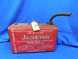 2 1/2 GALLON JACOBSEN MOWER GAS CAN
