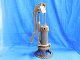 PITCHER PUMP WITH BRASS INSERT