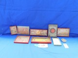 LOT OF ASSORTED ANTIQUE POCKET GAMES