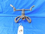 CAST IRON CRAFTSMAN YARD SPRINKLER