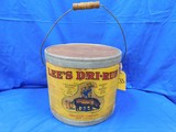 LEES DRI-RUB BUCKET