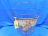 MASTER MIX METAL EGG BASKET